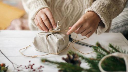 B Adventskalender LessWaste Geschenkverpackung 03